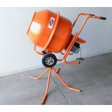 Concrete Mixer 180L  650W 230v Heavy Duty - Self Assembly