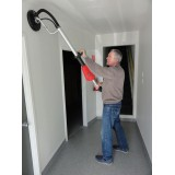 Drywall Sander Fixed Handle 710W  & Vacuum 1400W
