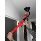 Drywall Sander Extendable Handle 710W  & Vacuum 1400W
