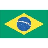 FL-025 Flag Brazil 1.5x0.9m