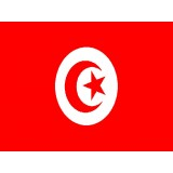 FL-048 Flag Tunisia 1.5x0.9m