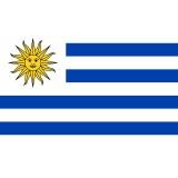FL-055 Flag Uruguay 1.5x0.9m