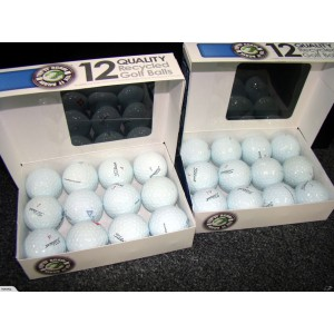 Titleist Pro V1X Mint Recycled Golf Balls 2 dozen