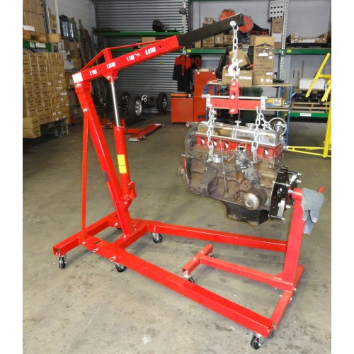 Engine Hoist Lifter Capacity 2000kg Engine Crane